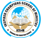 CHARISMA SCHOOL OF MINISTRY